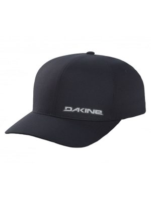 dakine 10001262 delta rail hat black
