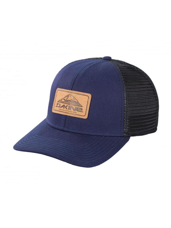 dakine 10001270 northern light trucker hat midnight black