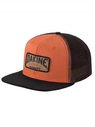 dakine aechie trucker hat ginger black