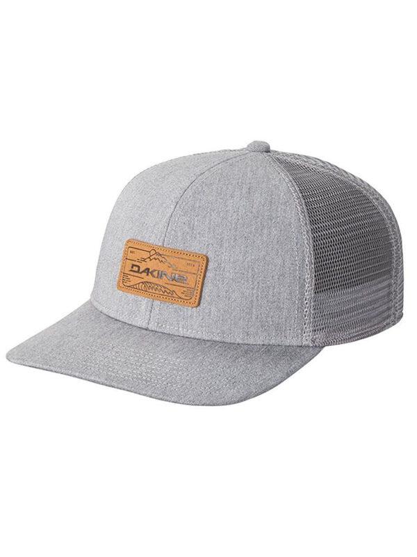 dakine peak to peaktrucker hat heather grey