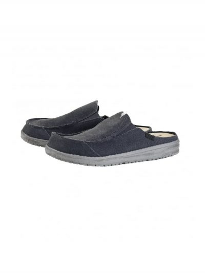 hey dude shoes martin textile slip on mule oceano mens