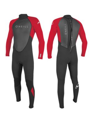 oneill reactor 3 2 wetsuit youth