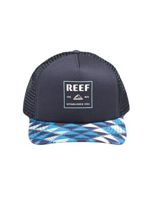 reef ra2yednav flow hat navy mens