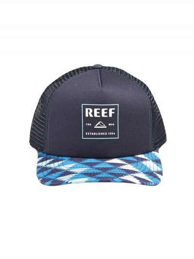 reef ra2yednav flow hat navy mens