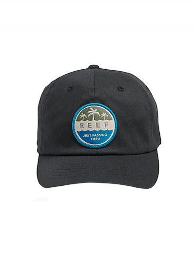 reef ra3f8zbla hour hat black mens