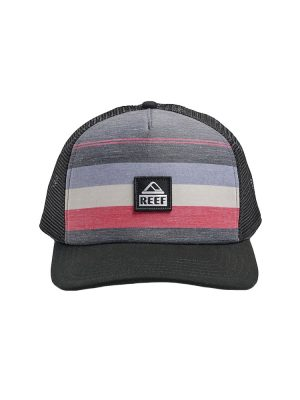 reef ra3f97bla peeler hat black mens