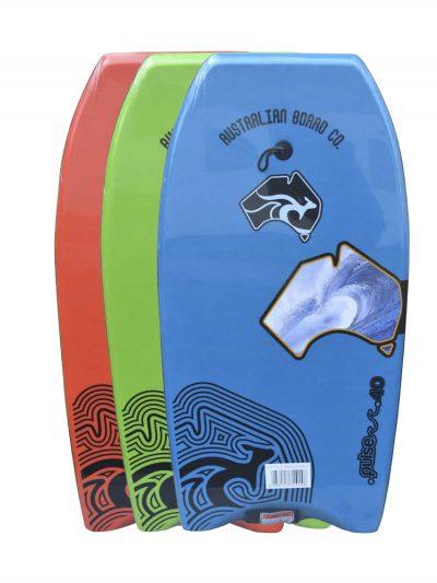 Australian Board Co. Body Board 40inch Pulse Series EPS Leash