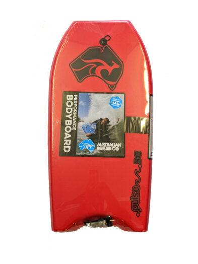Body Board 36 red