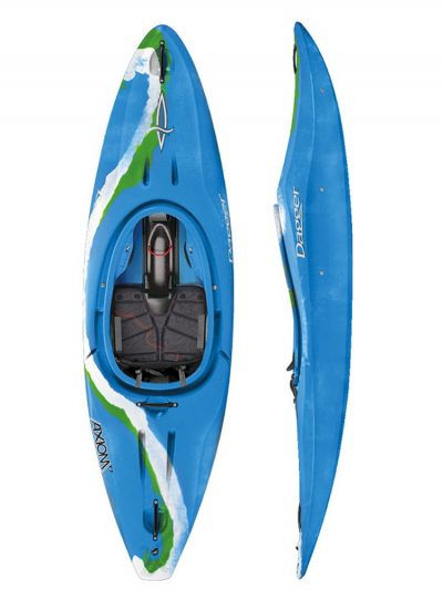 Dagger Axiom 6.9 Action Electron Kids Sit in kayak