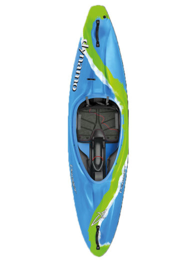 Dagger Dynamo 7.4 Action Electron Kids Sit in kayak