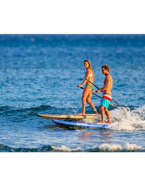 JP Hybrid 10'8'' x 31'' 2018 JP paddleboard SUP action.