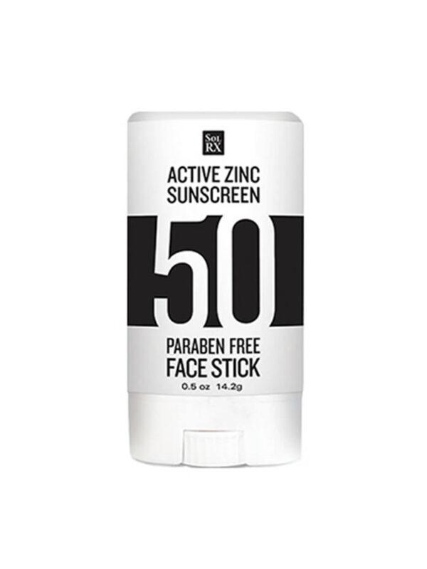 SPF50 SOLRX Face Stick Sunscreen Sunblock Waterproof