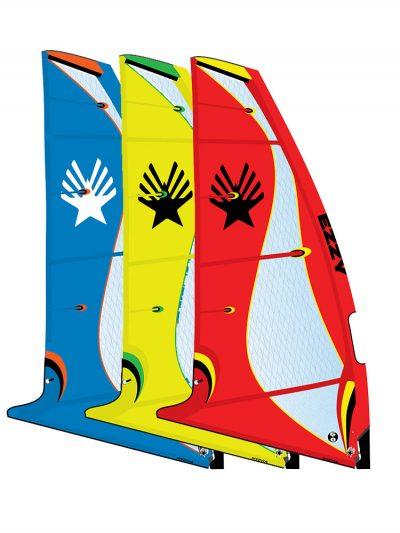 Ezzy Hydra foiling windsurfing sail