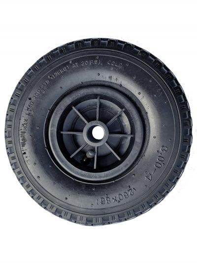 Palm Caddy Spare Wheel, Tyre and Innertube