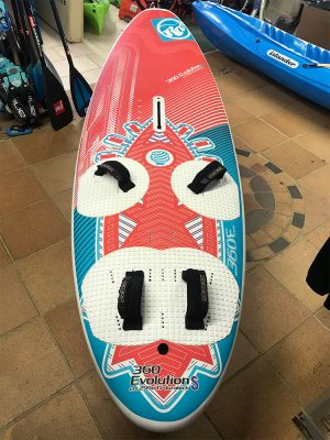 RRD Evolution S 145ltr windsurfing board