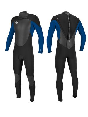 O'neill Original 5/4mm Back zip Mens Winter Wetsuit 2019 black/blue