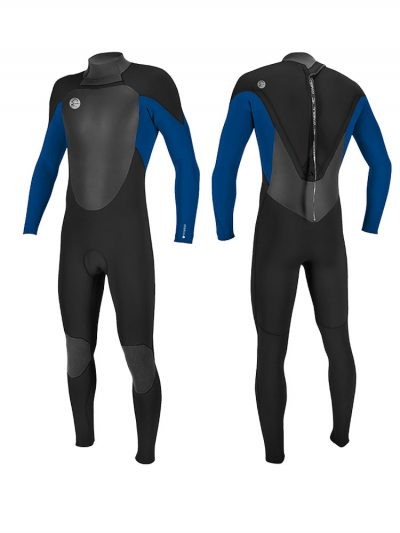 O'neill Original 5/4mm Back zip Mens Winter Wetsuit 2019 black/blue