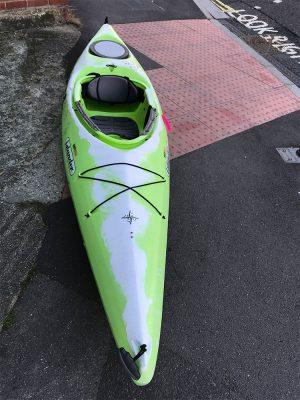Second Hand Islander Jive Sit in Kayak