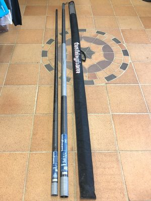 Second Hand Tushingham 490 SDM Mast 75% Carbon