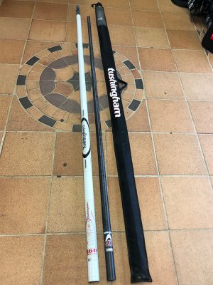 Second Hand Tushingham 460 SDM Mast 75% Carbon