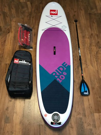 10'6 Red Paddle Co Ride 2018 Second Hand