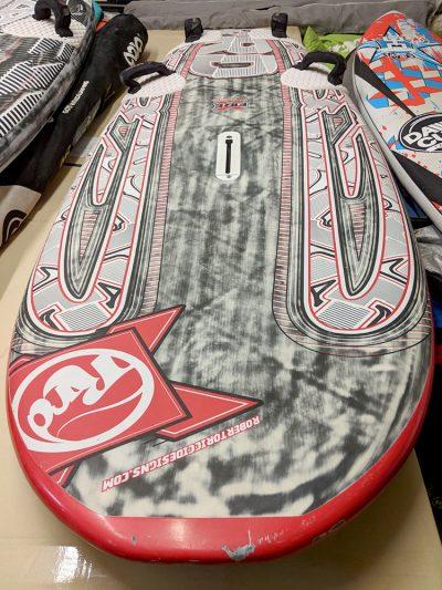 Second Hand RRD X Fire 122ltr Race Freeride Windsurfing Board