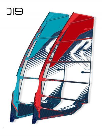 Severne Turbo GT 2019 Windsurfing Sail
