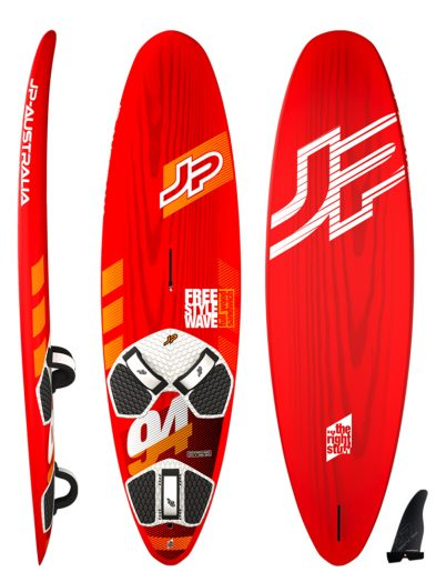 2018 JP FSW Freestyle Wave FWS Wood Edition Windsurfing Board