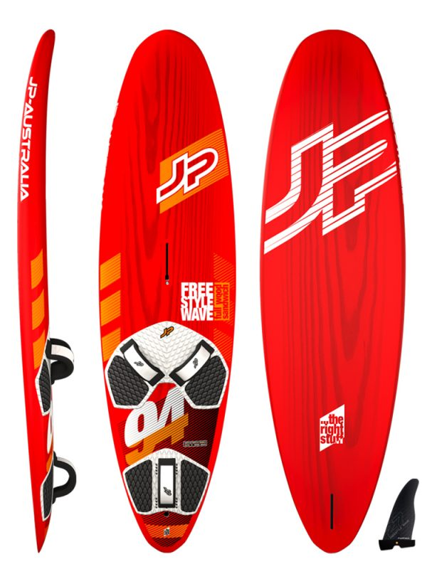 2018 JP FSW Freestyle Wave FWS Wood Edition Windsurfing Board