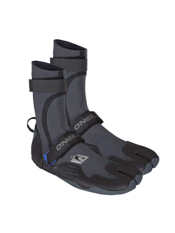 3,2mm O'Neill Psychotech Techno butter wetsuit boots.