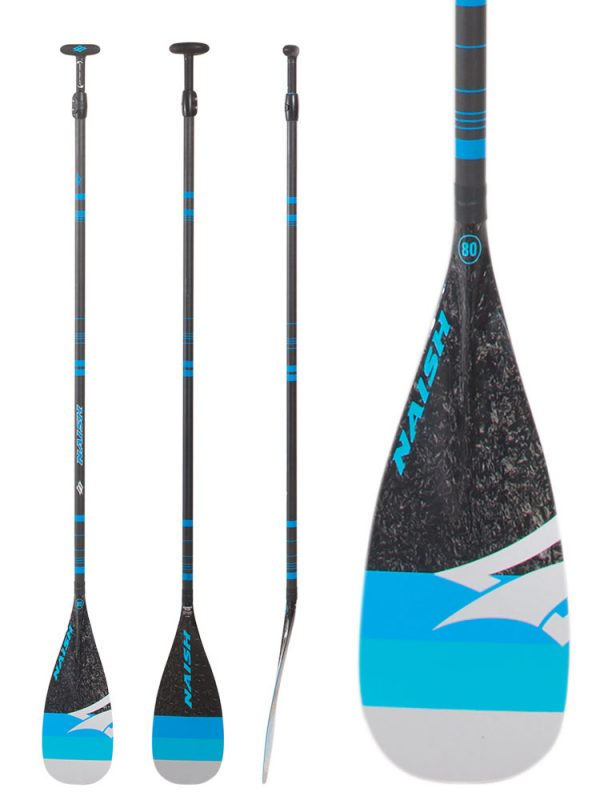 Naish Carbon Plus Adjustable SUP Paddle