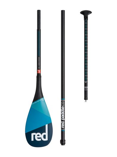 Red Paddle Co Full Carbon 3 part paddle
