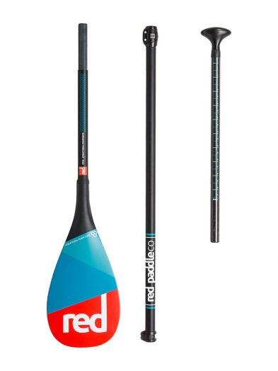 Red Paddle Co Full Glass 3 part paddle