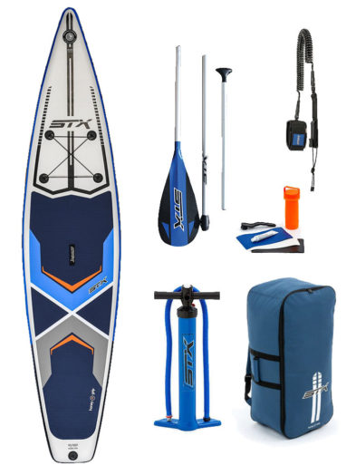 "12'6""X 32"" 2019 STX Inflatable Paddleboard SUP Package"