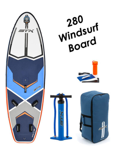 280 STX Inflatable Windsurfing Board