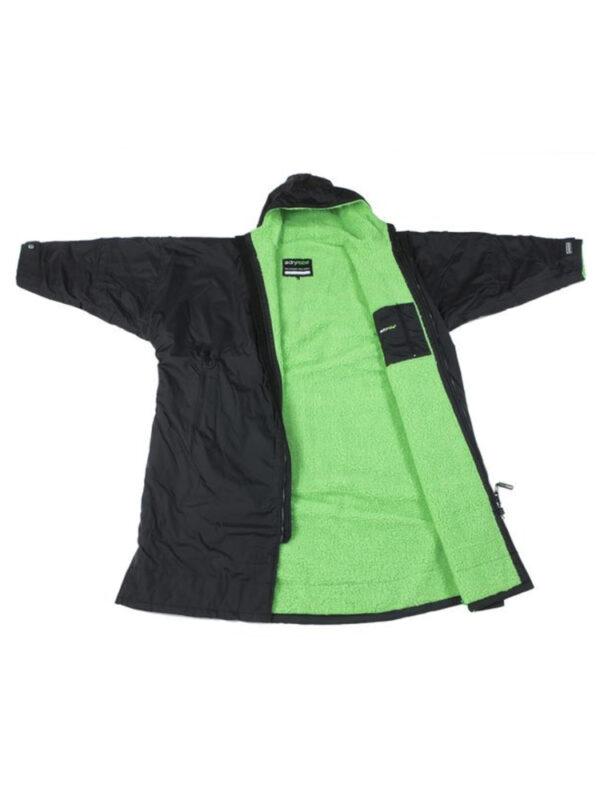 Dry Rode Advanced Long Sleeve Black Green