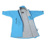 Dry Rode Advanced Long Sleeve Sky Blue Grey Inside