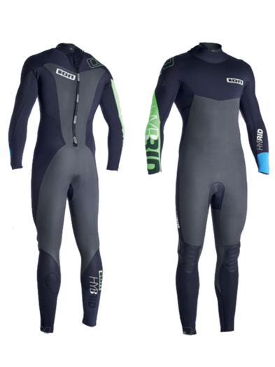 ION Hybrid 5/5mm Back Zip Mens Autumn/ Winter Wetsuit (SIZE Extra Large ONLY)