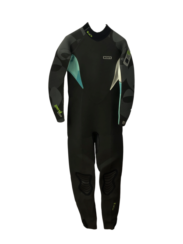 ION Jewel Semi-Dry 5/4mm Back Zip Womens Autumn/ Winter Wetsuit (SIZE XL ONLY)