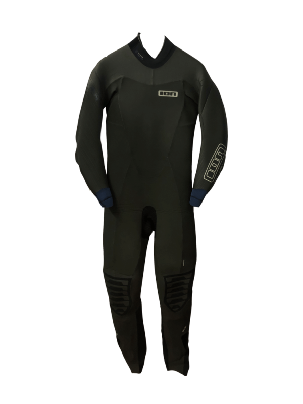 ION Quantum Single Lined 5/4 mm Back Zip Mens Autumn/ Winter Wetsuit (SIZE Small Tall ONLY)