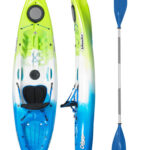 Islander Calypso Sport Emerald with Drift Paddle Package