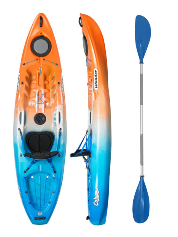 Islander Calypso Sport Opal with Drift Paddle Package