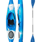 Islander Jive Cloud Blue with Drift Paddle Package