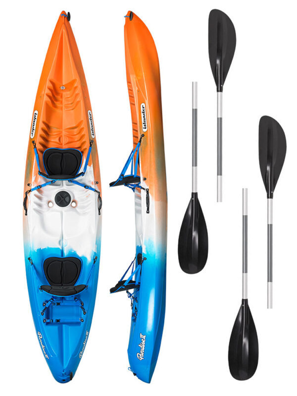 Islander Paradise II OPAL with 2-Part Paddles