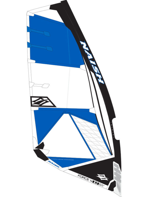 Naish 2019 Force IV Sail Blue-White