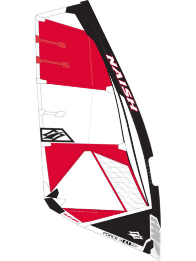 Naish 2019 Force IV Sail Red-White