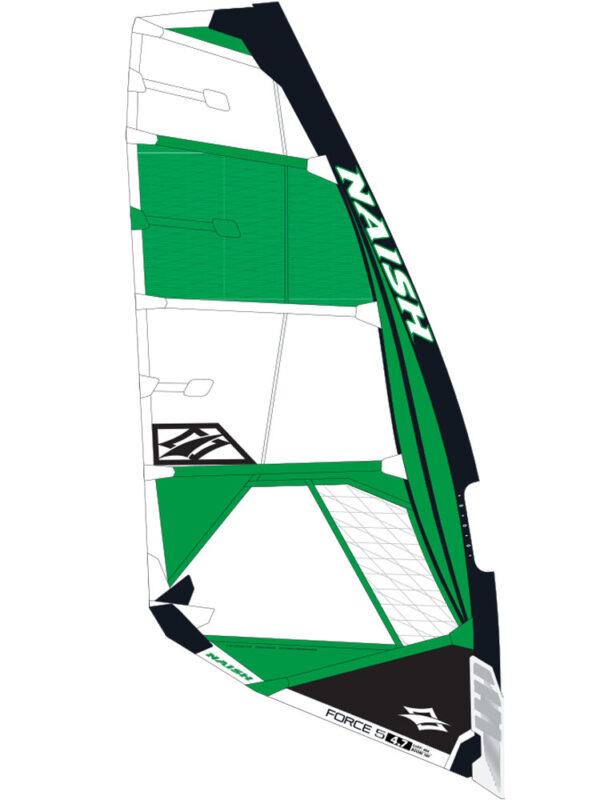 Naish 2019 Sails Green-White