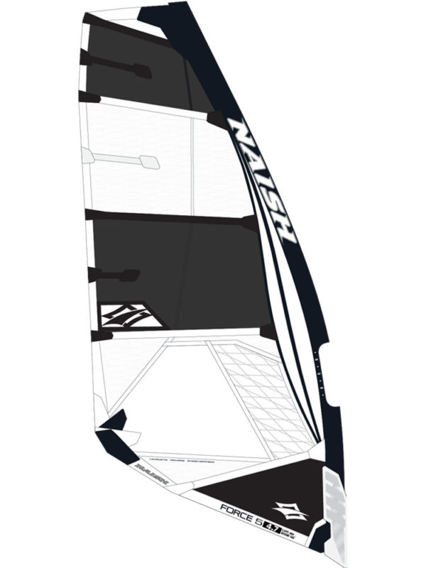 Naish 2019 Sails_Grey-White