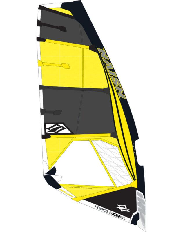 Naish 2019 Sails Yellow-Grey