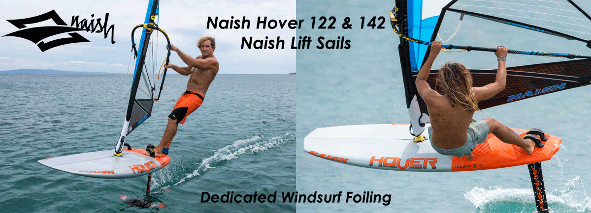 Naish Windsurf Foiling